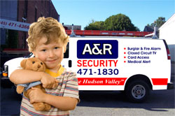 A&R Security provides a safe a secure feeling for residents of the Hudson Valley, Dutchess County, and the Poughkeepsie Area.